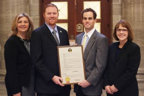 PRIER Products Receives Business Excellence Award from State of Missouri